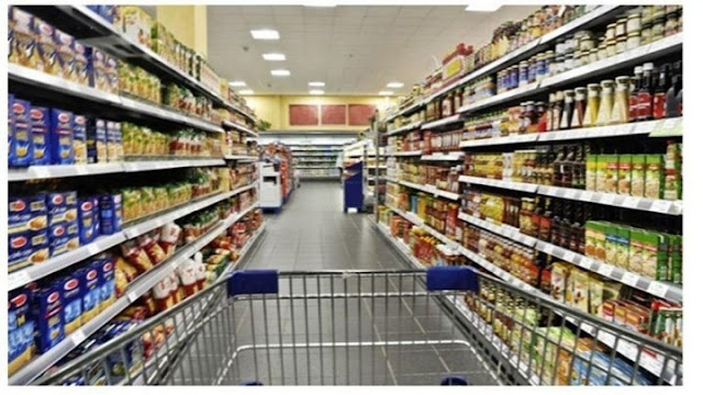 Νέο ωράριο λειτουργίας για τα καταστήματα τροφίμων - Με SMS η μετακίνηση