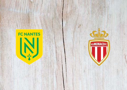 Nantes vs Monaco -Highlights 25 October 2019