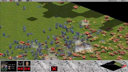 Y thần Macedonian, Greek cùng Carthaginian là 3 loài Y mạnh nhất Age of Empires 1