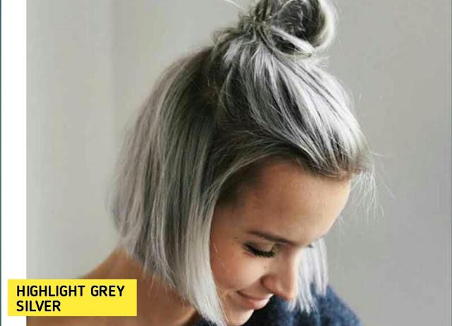 Model warna rambut yang populer dari tahun ketahun untuk wanita