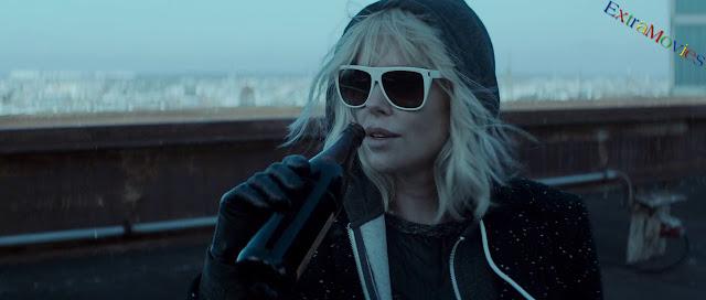 Atomic Blonde 2017 Dual Audio Hindi 720p BluRay