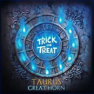 """Το single των Trick or Treat """"Taurus: Great Horn"""""""