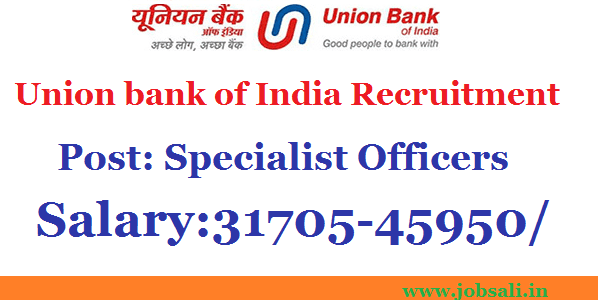 Vacancy in Bank, Union Bank Jobs, Banking Jobs