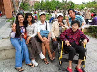 Lowongan Kerja PRT Taiwan