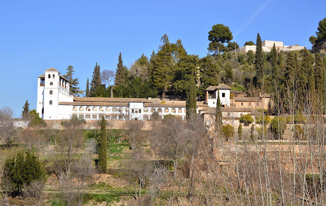 Alhambra Granada - Generalife