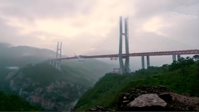 Il ponte più alto del mondo è pronto