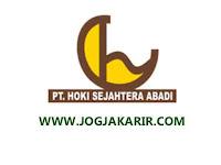 Lowongan Kerja Jogja di PT Hoki Sejahtera Abadi April 2021