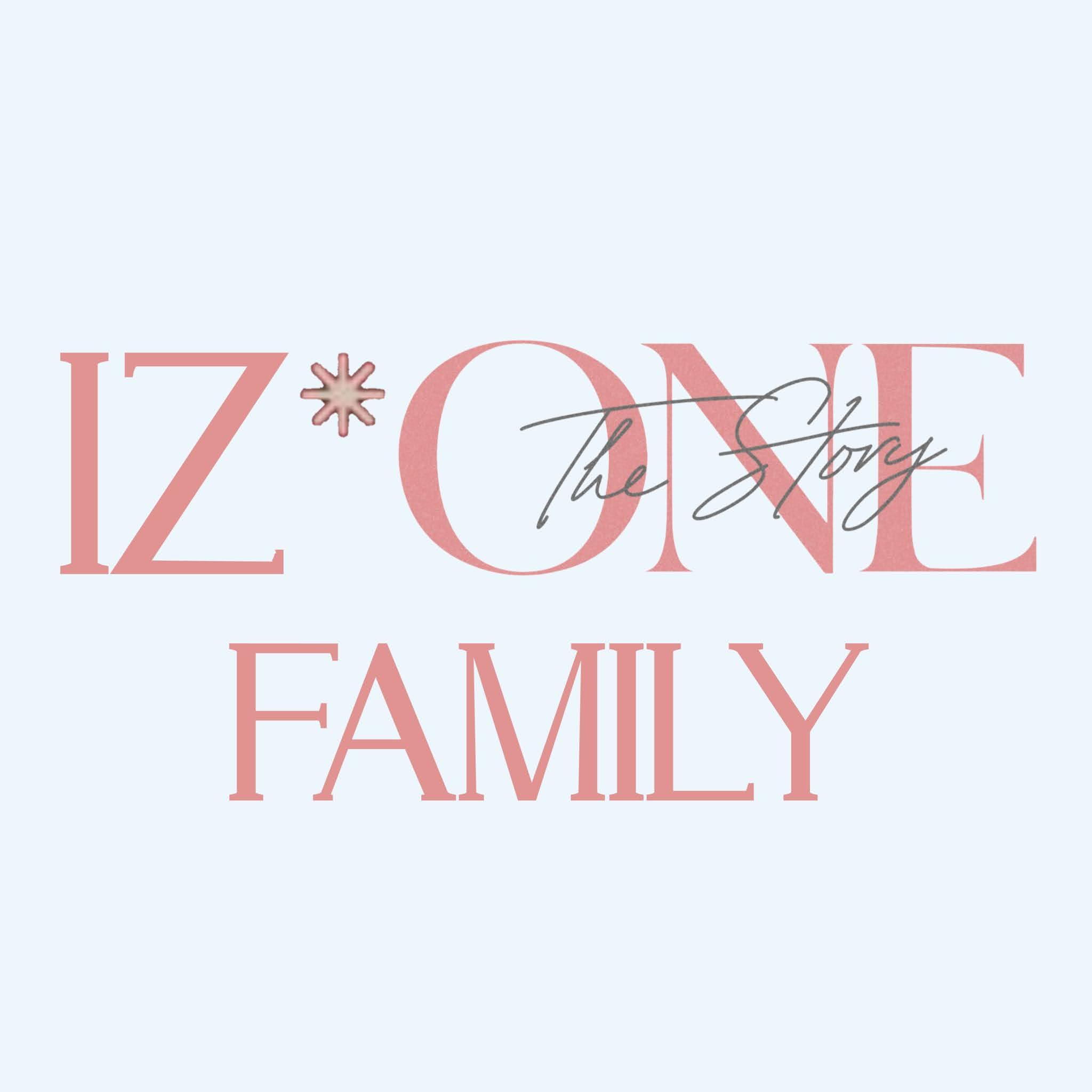 IZ*ONE FAMILY