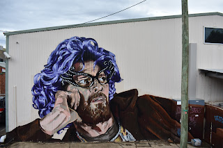 Street Art in Wagga Wagga by LingID
