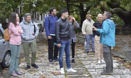 Το Νομό Ιωαννίνων και την παραμεθόρια περιοχή γνώρισε ομάδα Ελλήνων Tour Operators με σκοπό την εξοικείωση τους με τον χώρο και την ένταξή του στα τουριστικά τους πακέτα για το 2021.