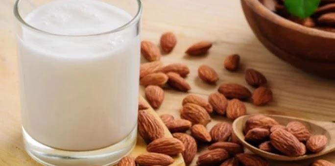 Kaya Akan Manfaat, Jika Kamu Rutin Mengkonsumsi Susu Almond!