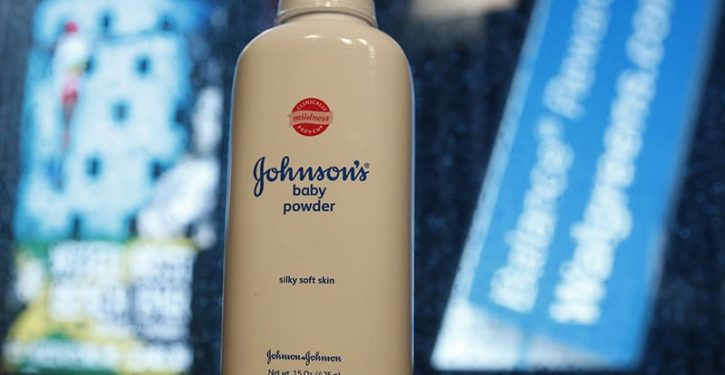 Johnson & Johnson Sentenced To Pay 4.7 Billion Dollars In Damages To Women Who Complain That Talc Is The Source Of Their Cancer