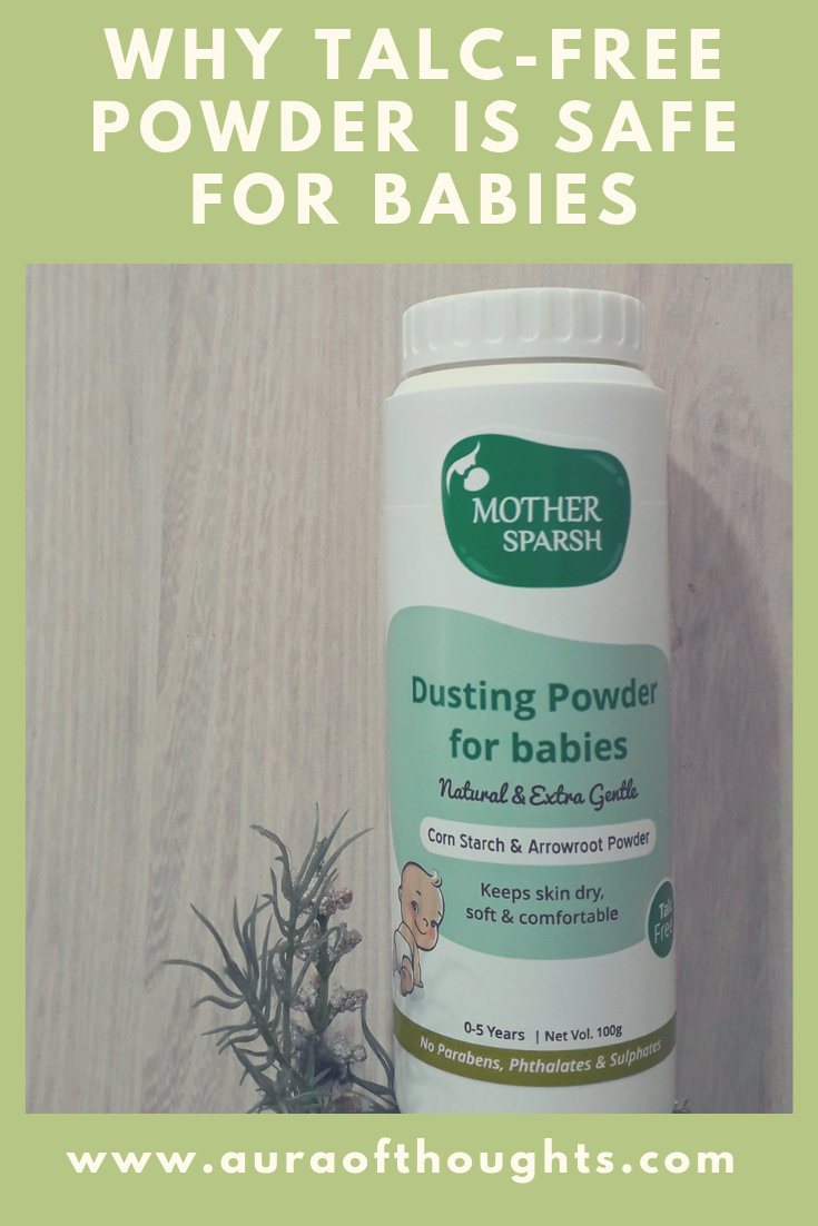 Dusting powder for babies - AuraOfThoughts