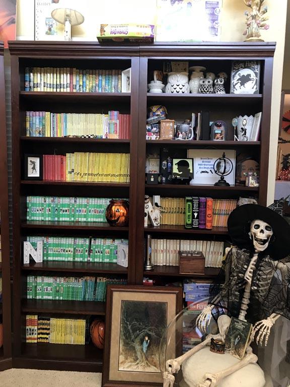 Nancy Drew Sleuth: Nancy Drew Halloween Party - 2017 Drew-O-Ween