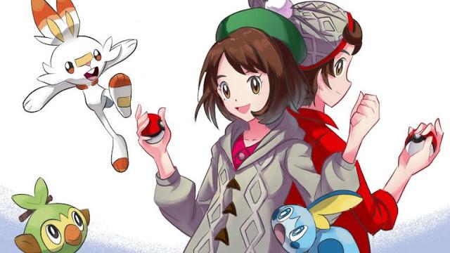 Pokémon Espada y Pokémon Escudo revelan tráiler de un minuto