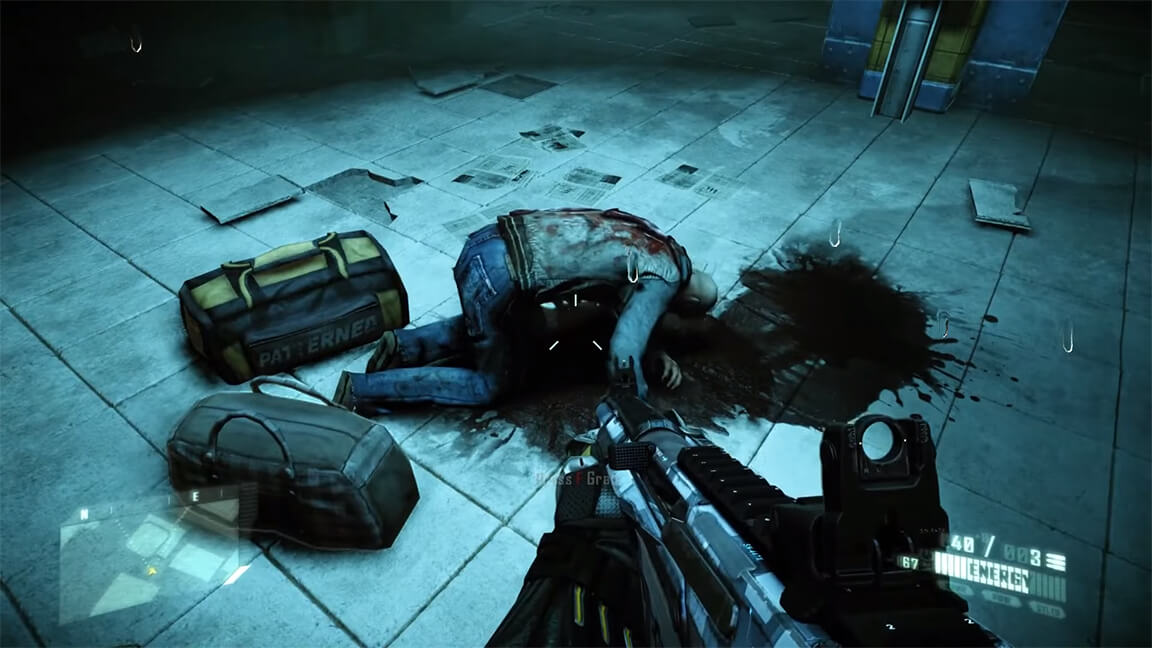 لعبة Crysis 2 للكمبيوتر