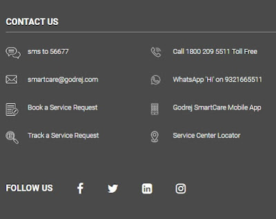 godrej-service-system-contact-us
