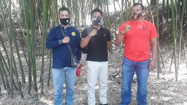 Kembangkan Taman Kehati, Satgas Sektor 21 Gandeng BKIPM?