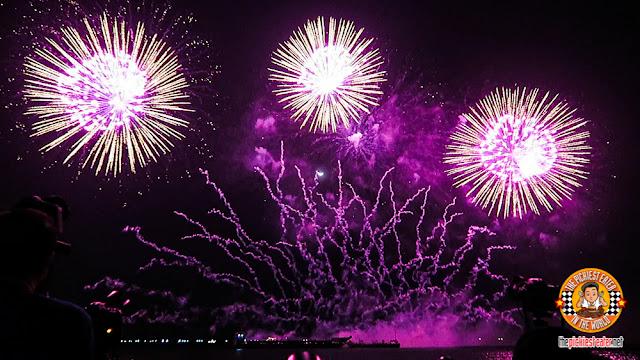 FireworksSM Pyro Olympics