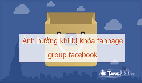 group facebook bị khóa
