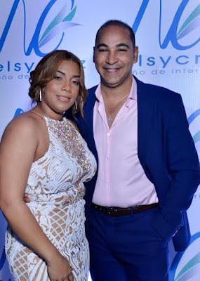 Nelsy Cruz y Fausto Toribio