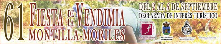 AYUNTAMIENTO DE MONTILLA - FIESTA DE LA VENDIMIA MONTILLA-MORILES