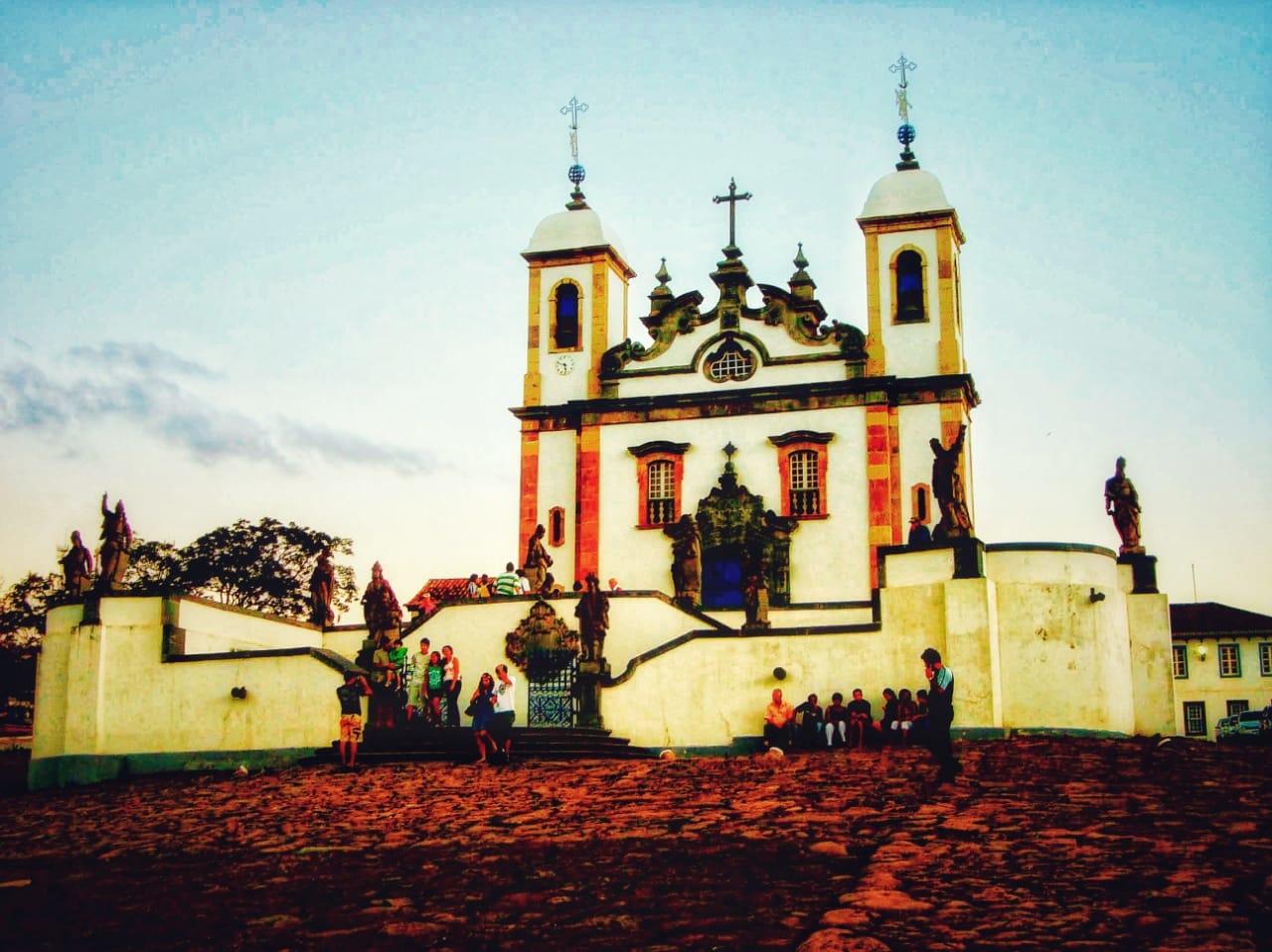 Santuário do Senhor Bom Jesus do Matosinhos