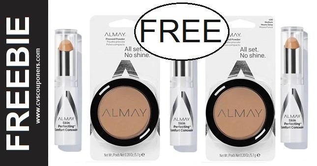 FREE Almay Pressed Powder CVS Deals