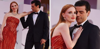 Picture of collection Oscar Isaac and Jessica Chastain