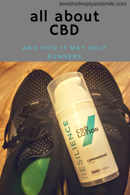 All About CBD (And How it May Help Runners)