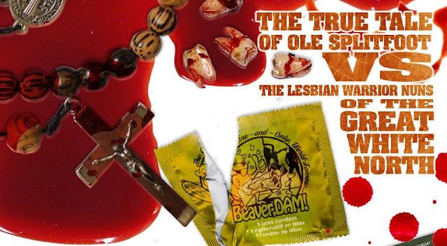 Michael Paré y Robert Lasardo se unen al reparto de la demencial 'The True Tale of Ole Splitfoot vs. the Lesbian Warrior Nuns of the Great White North'