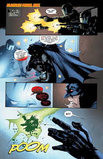 """Preview de """"The Batman Who Laughs"""" núm. 5 de Scott Snyder."""