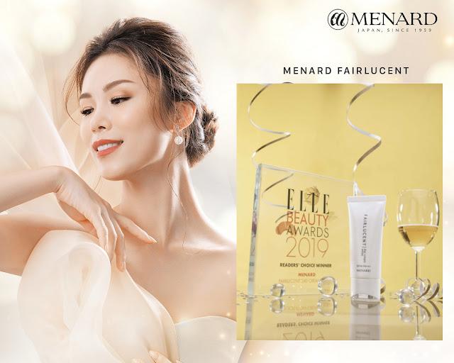 Fairlucent: Dòng sản phẩm làm trắng trị nám được tôn vinh ELLE Beauty Awards 2 năm liên tiếp