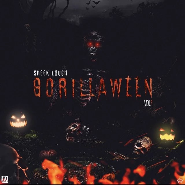 Sheek Louch Gorillaween Vol 2 cover
