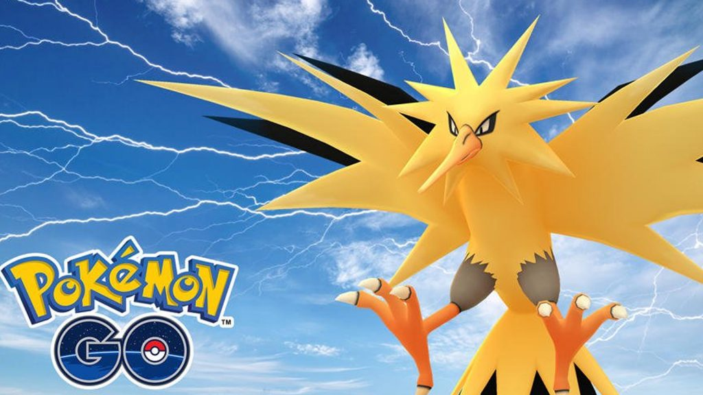 Zapdos also has problems with ice cream