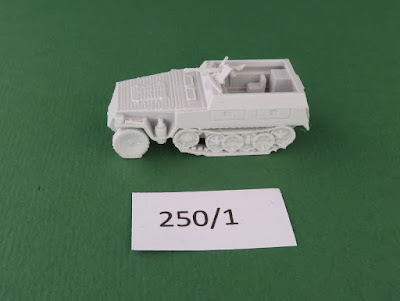 Sd Kfz 250/1 to 11 picture 15