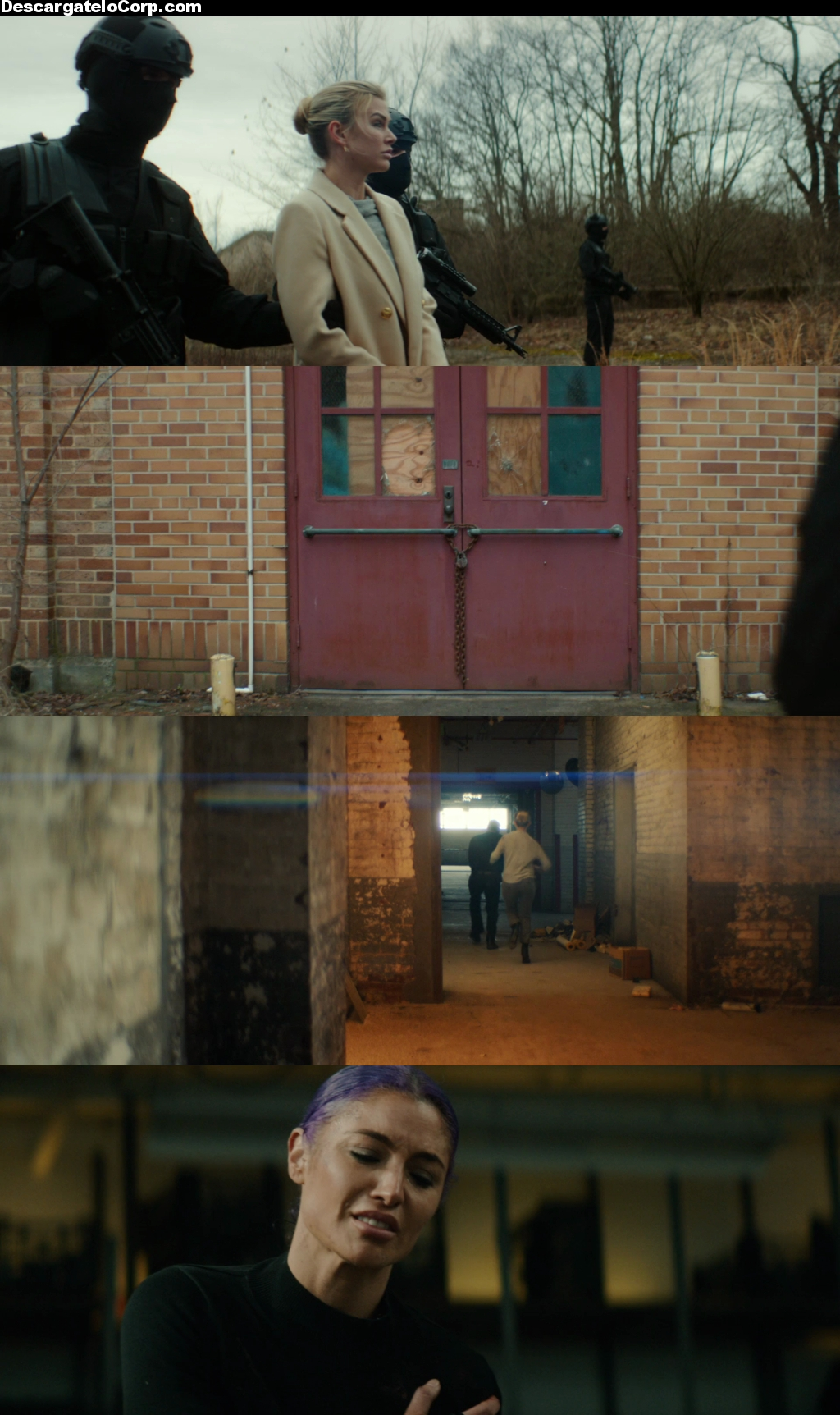 Mercenarios de Élite (2020) HD 1080p Latino