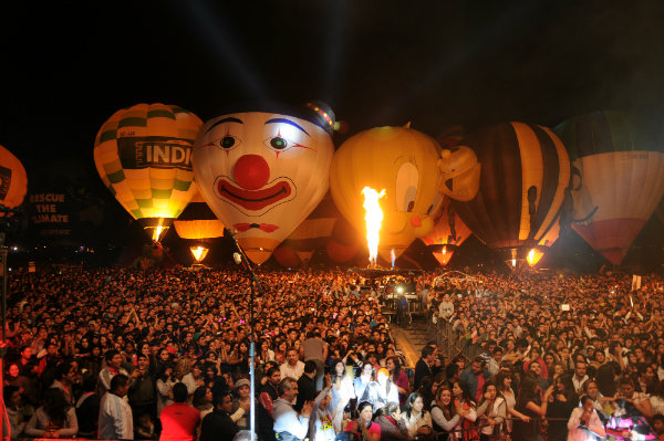 Festival Internacional del Globo de Leon