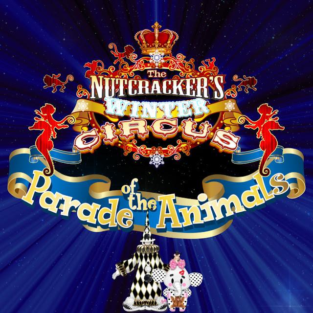 @SandtonCityMall Presents #NutcrackerWinterCircus #IconicSandton #52IconicWeeks