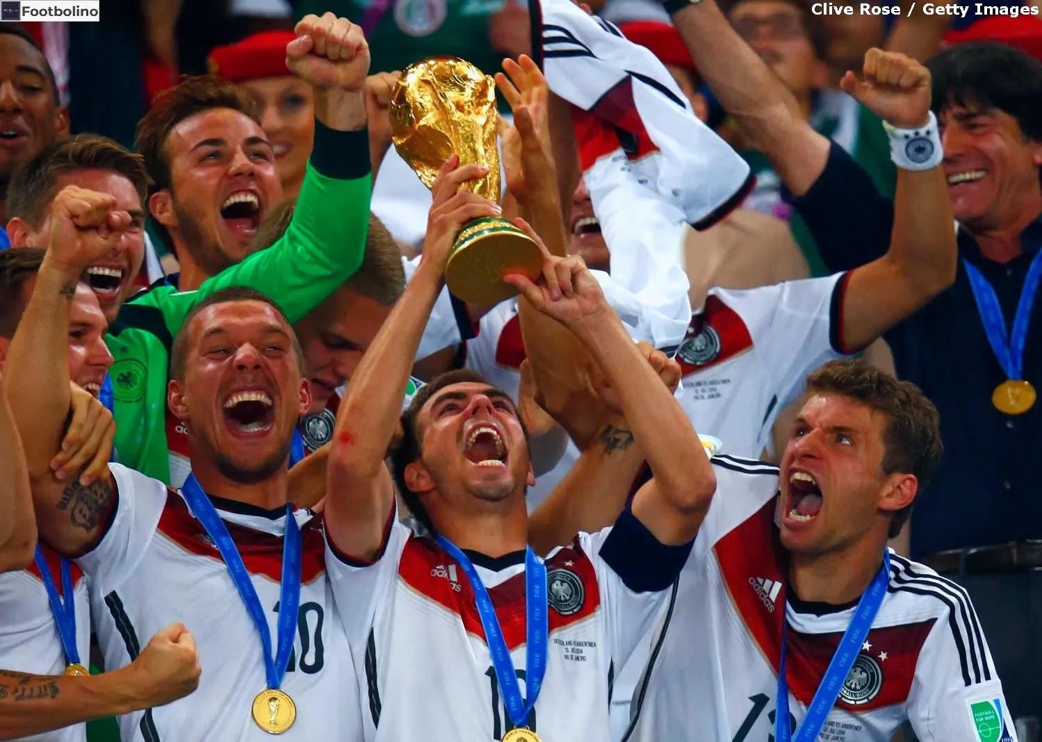 فيليب لام كأس العالم