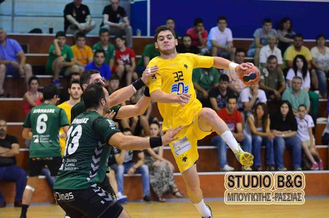 Στην ΕΡΤ η Handball Premier με Διομήδη - ΑΕΚ