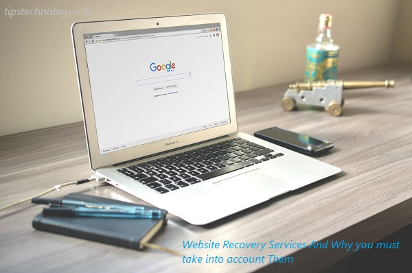 Website Recovery Services And Why you must take into account Them
