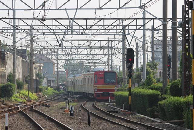 Cara Menuju Kalideres Dari Pasar Senen Menggunakan Commuter Line