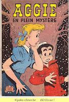 Aggie, en plein mystère, numéro 4