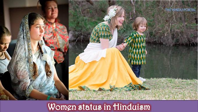 Women status in Hinduism