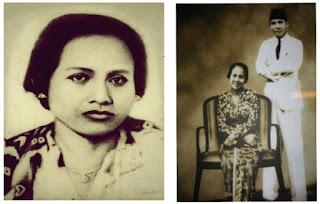 Inggit Garnasih Istri Kedua Soekarno