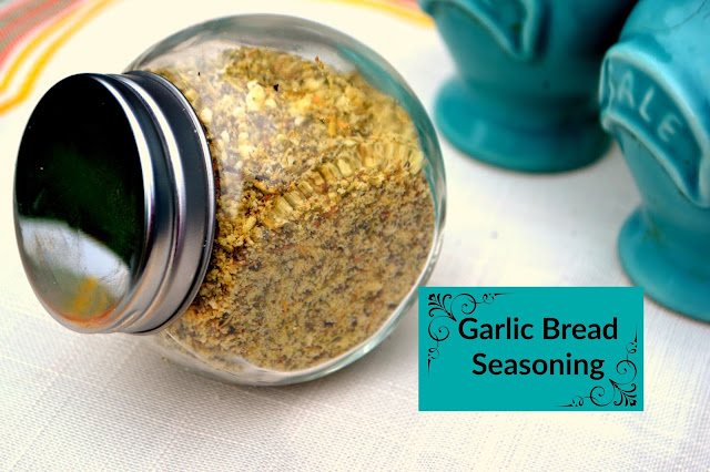 Parmesan seasoning