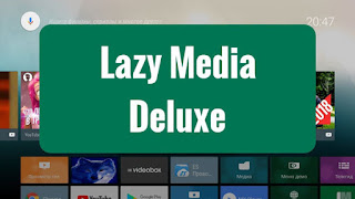 تحميل تطبيق LazyMedia Deluxe v2.88 [Pro Mod] APK