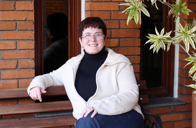 Escritora Evelyn Postali