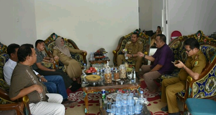 Ketua DPRD Sinjai Gelar Open House